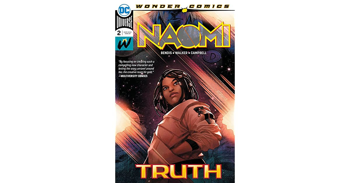 Naomi (2019-) #2 by Brian Michael Bendis