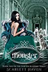 Monster (Shifter Academy, #2)