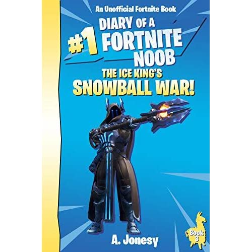 Diary Of A Fortnite Noob The Ice Kings Snowball War By A