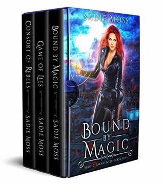 Magic Awakened: A Reverse Harem Romance Complete Series by Sadie Moss