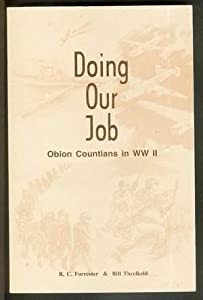 Doing Our Job: Obion Countians in WWII, An Oral History