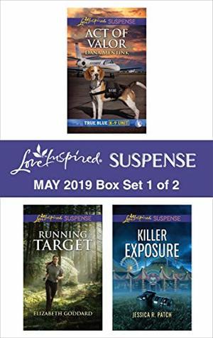Harlequin Love Inspired Suspense May 2019 - Box Set 1 of 2: An Anthology