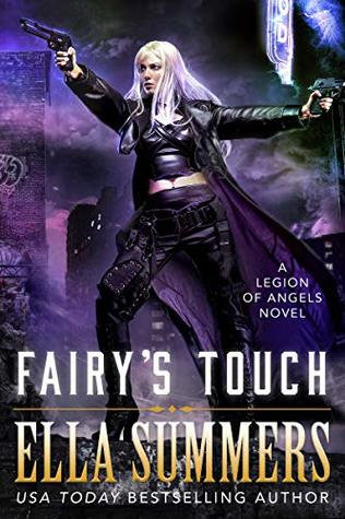 Fairy's Touch (Legion of Angels #7)