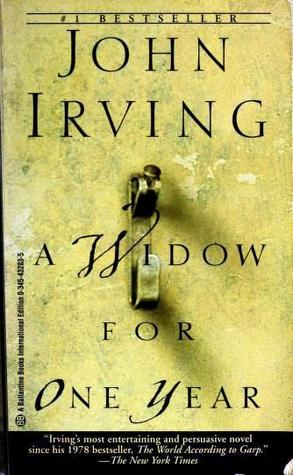 Widow for One Year by John Irving