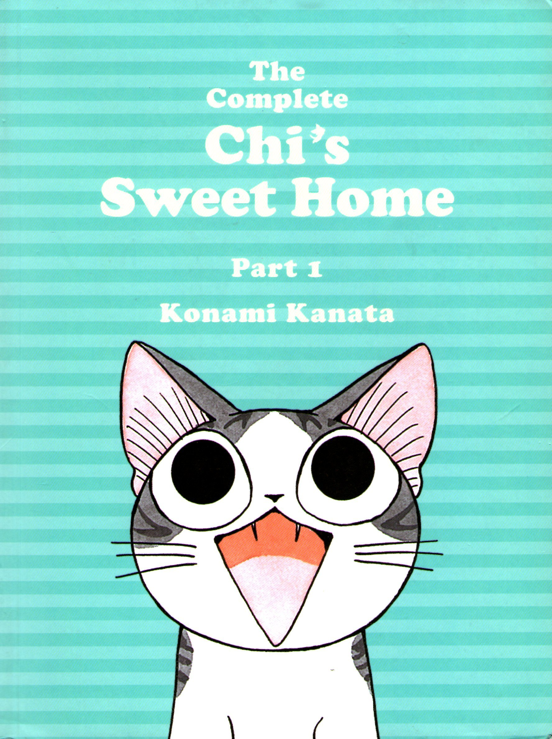 The Complete Chi's Sweet Home, Part 1