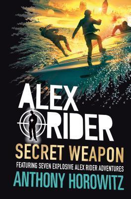 Alex Rider by Anthony Horowitz