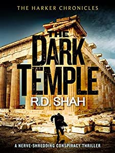 The Dark Temple (Harker Chronicles #4)