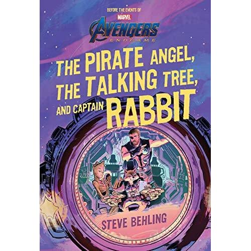 Avengers: Endgame The Pirate Angel, The Talking Tree, and