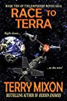 Race to Terra (Empire of Bones Saga, #10)