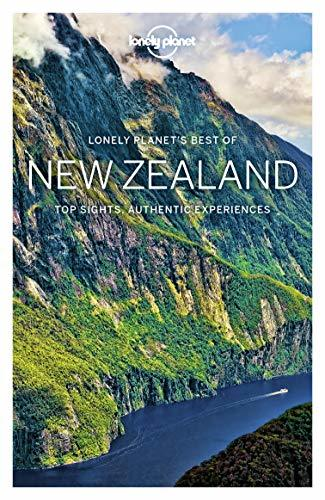 Best of New Zealand (Lonely Planet Travel Guide)