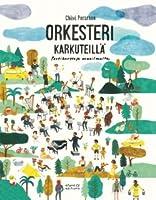Orkesteri karkuteillä : postikortteja maailmalta
