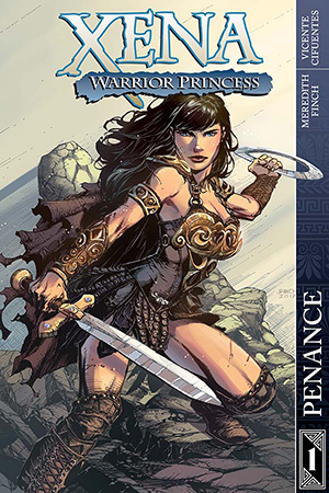 Xena: Penance by Meredith Finch