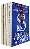 Merlin Creates Arthur: The Swithen First Trilogy Boxed Set
