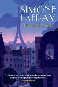 Simone LaFray and the Chocolatiers' Ball (Simone LaFray, #1)