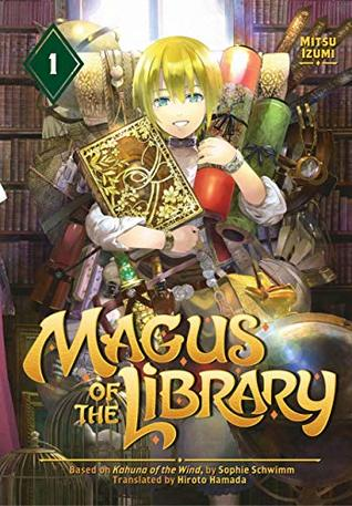 Magus of the Library, Vol. 1