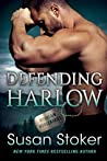 Defending Harlow (Mountain Mercenaries, #4)