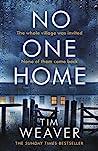 No One Home (David Raker #10) audiobook review