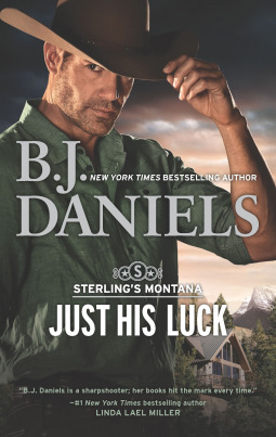 Just His Luck (Sterling's Montana, #3)