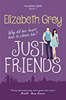 Just Friends (The Agency #1)