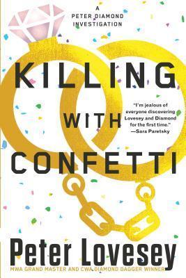 Killing with Confetti (A Detective Peter Diamond Mystery Book 18)