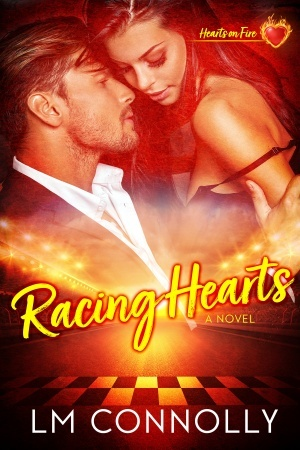 Racing Hearts by L.M. Connolly