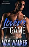 A Lover's Game (Stonewall Investigations, #4)