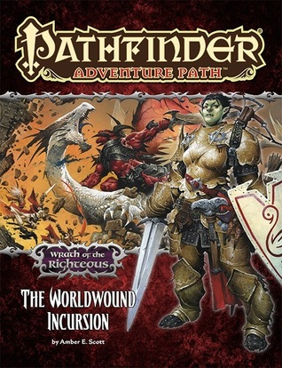 Pathfinder Adventure Path #73 (Wrath of the Righteous, #1)