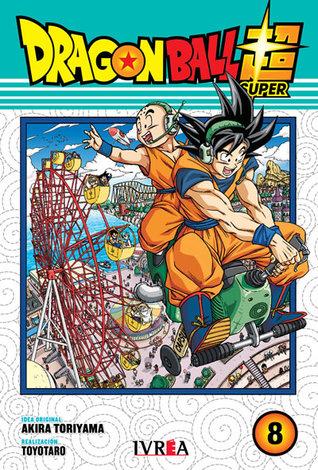 Dragon Ball Super, tomo 8 by Akira Toriyama