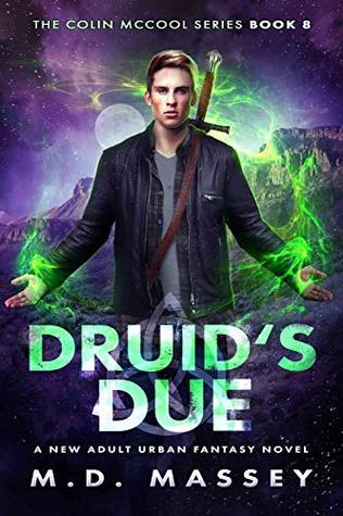 Druid's Due (Colin McCool, #8)
