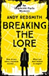 Breaking the Lore (Inspector Paris Mystery, #1)