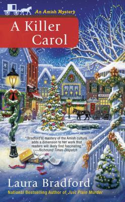 A Killer Carol (An Amish Mystery #7)
