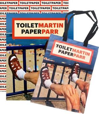 Toilet Martin Paper Parr: Limited Edition