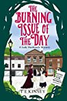 The Burning Issue of the Day (Lady Hardcastle Mysteries, #5)