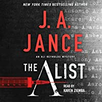 The A List (Ali Reynolds #14)