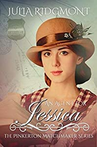 An Agent for Jessica (The Pinkerton Matchmaker, #19)