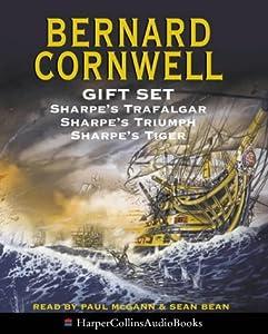 Bernard Cornwell Gift Set: Sharpe's Trafalgar; Sharpe's Triumph; Sharpe's Tiger