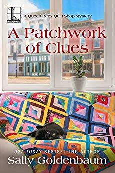 A Patchwork of Clues (Queen Bees Quilt Shop #1)