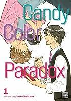 Candy Color Paradox, Vol. 1 (Yaoi Manga)