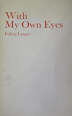 With My Own Eyes: Israel and the Occupied Territories, 1967-1973