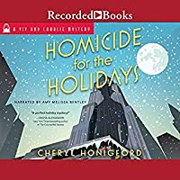 Homicide for the Holidays (Viv and Charlie Mystery, #2)
