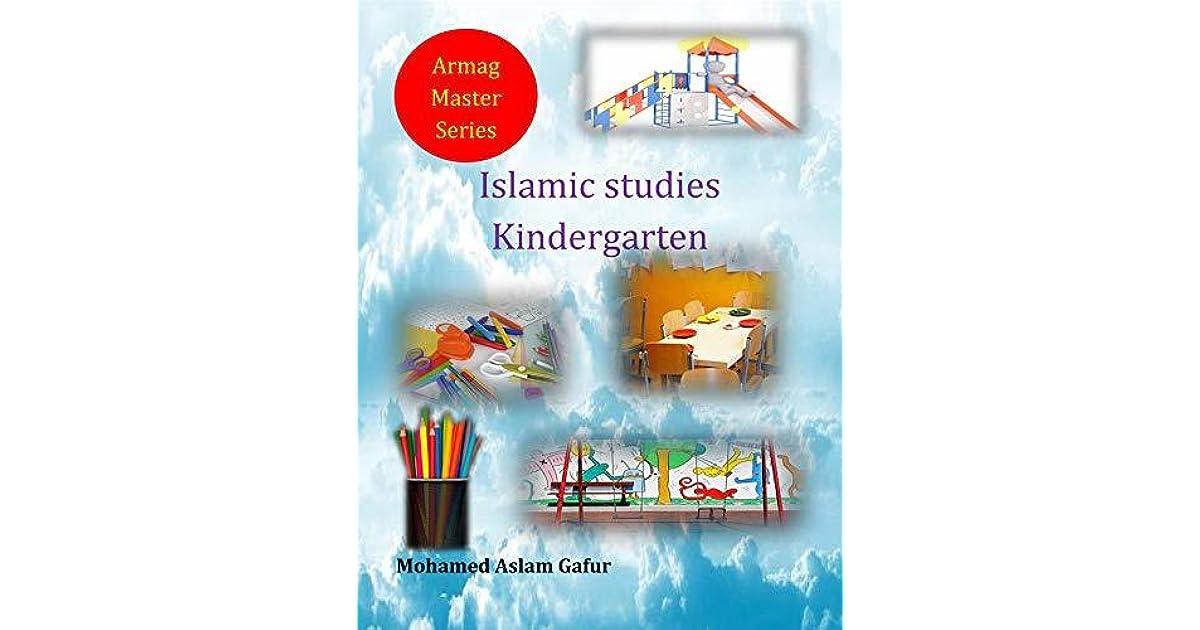 Islamic Studies Kindergarten by Mohamed Aslam Gafur