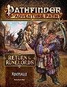 Pathfinder Adventure Path #135 by Richard Pett