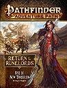 Pathfinder Adventure Path #138 by Greg A. Vaughan