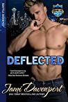 Deflected (Seattle Sockeyes Hockey #9; Madrona Island #2)