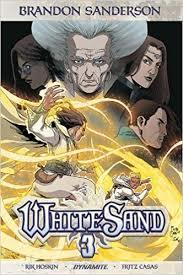 White Sand, Volume 3 by Brandon Sanderson