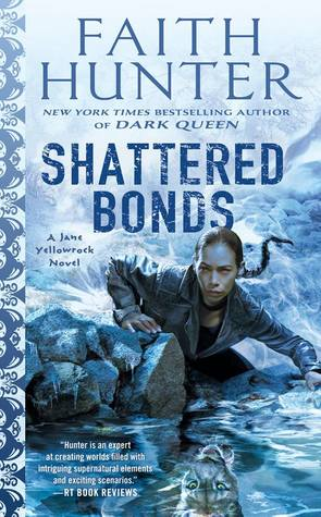 Book Review: Shattered Bonds by Faith Hunter