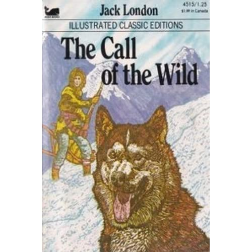 call of the wild book editions