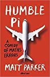 Humble Pi: A Comedy of Maths Errors by Matt    Parker cover image