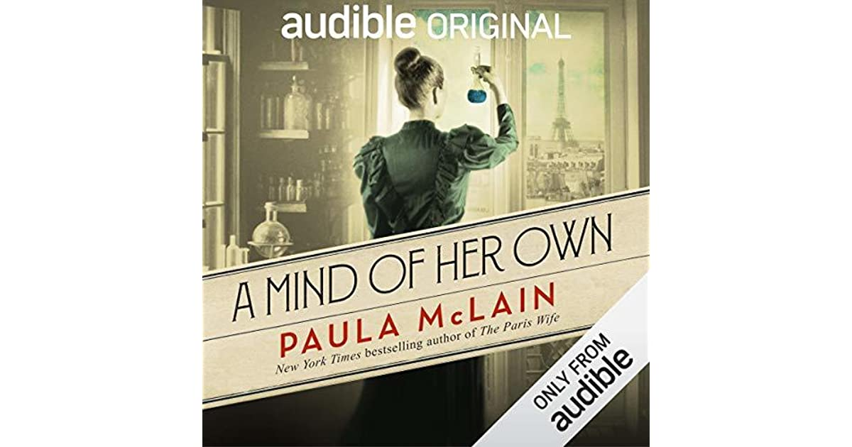 A Mind of Her Own by Paula McLain