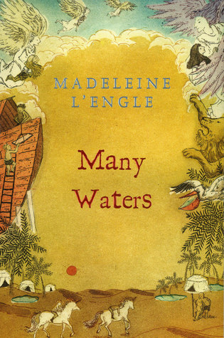 An analysis of many waters a novel by madeleine lengle